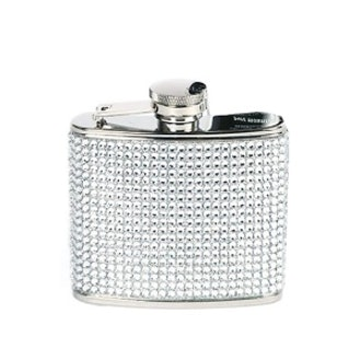 Crystal Pave Flask
