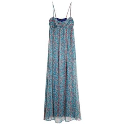Chiffon Long Dress