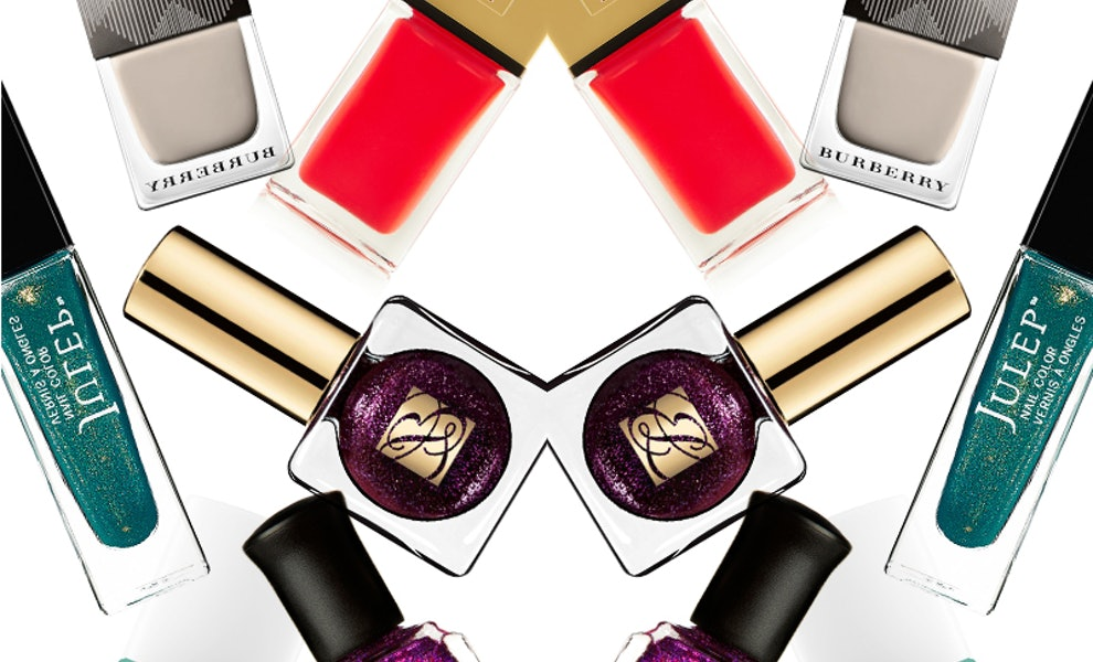 the best nail polish trends for summer 2014
