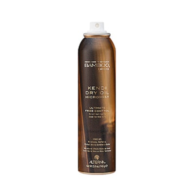 Bamboo Smooth Kendi Dry Oil Micromist