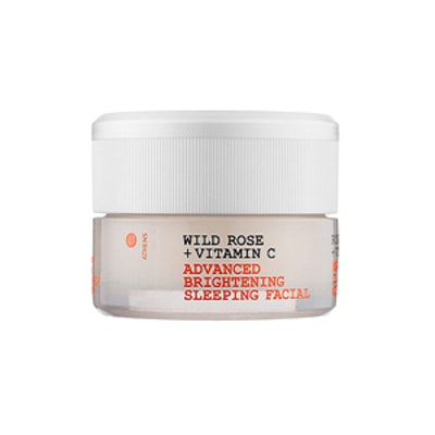 Wild Rose + Vitamin C Sleeping Facial