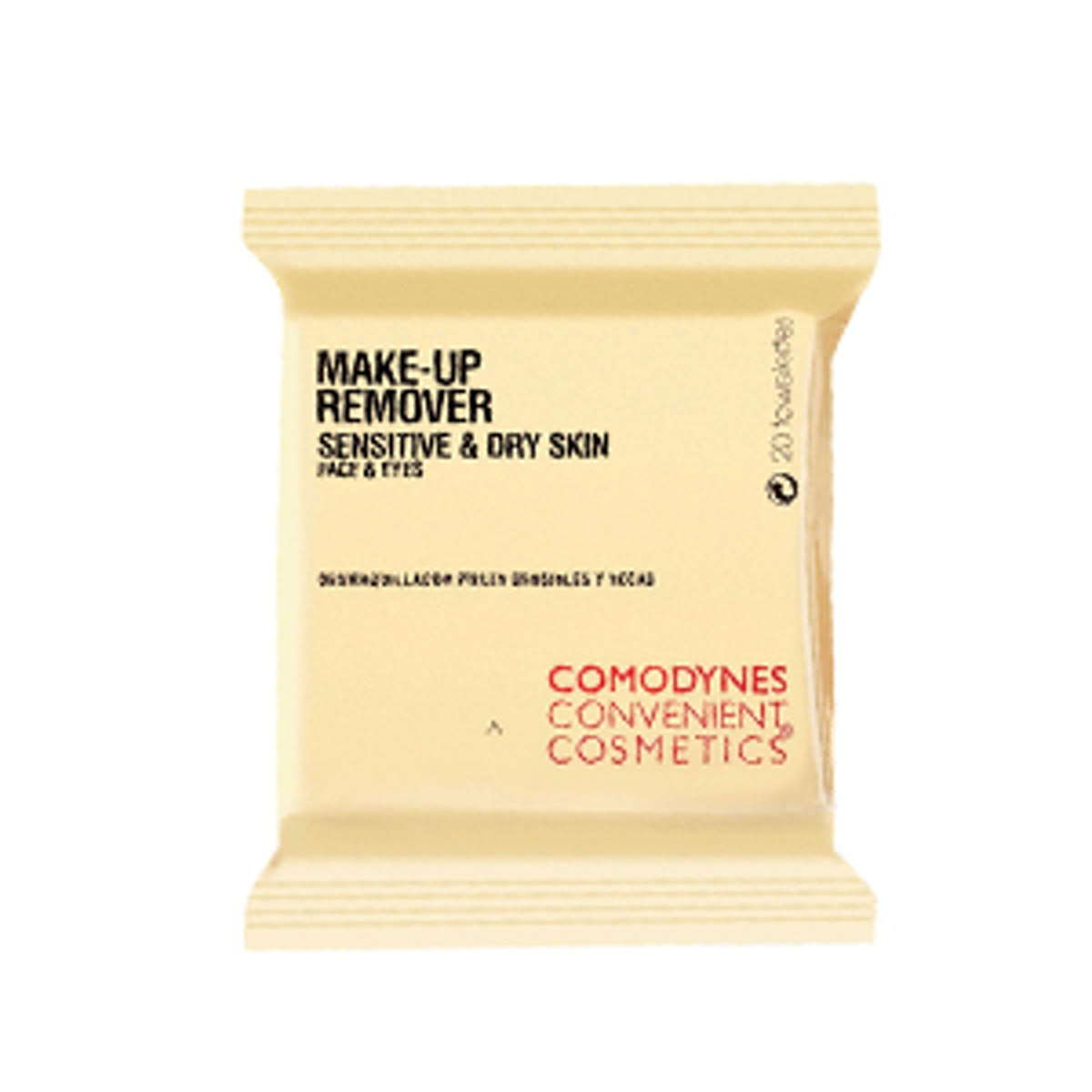 Make-Up Remover Towelettes