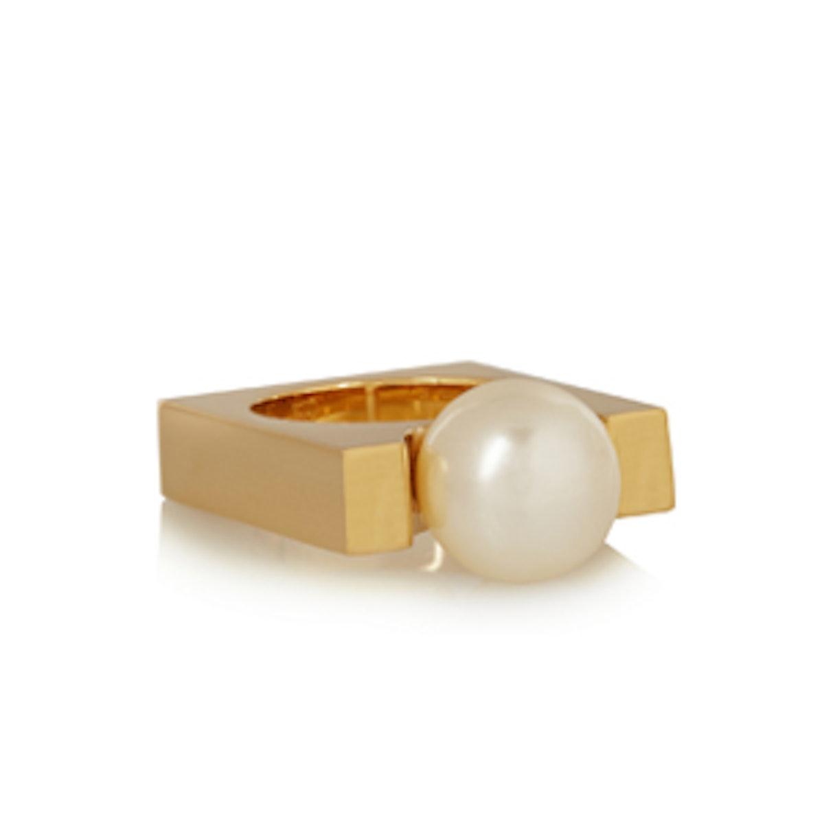 Darcey Pearl Ring