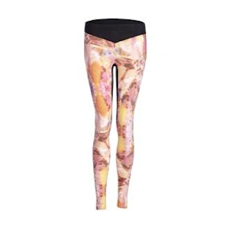 Floral Compression Legging