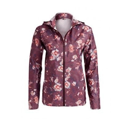 Floral Running Jacket