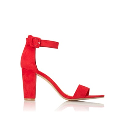 Classic Ankle-Strap Sandal