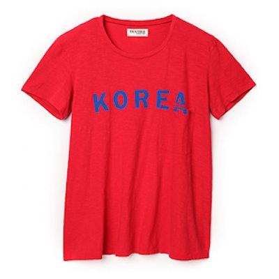Korea Bowery Tee