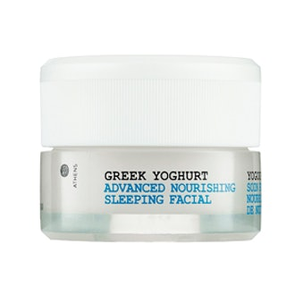 Greek Yogurt Sleep Facial