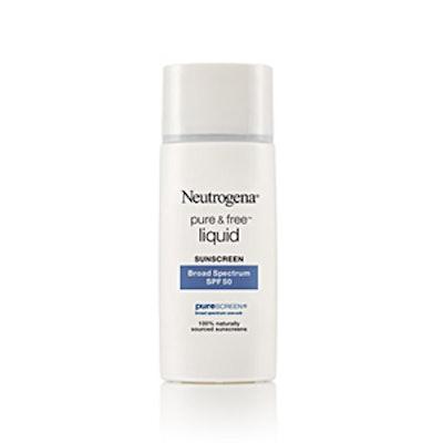 Liquid Daily Sunscreen