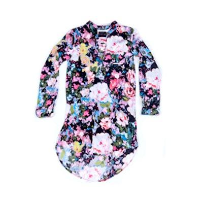 Floral Begonia Dress