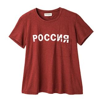Russia Bowery Tee