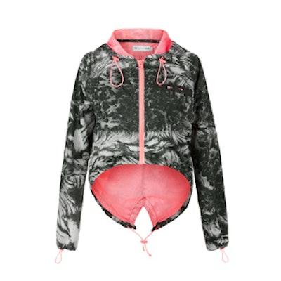 Printed Breaker Jacket