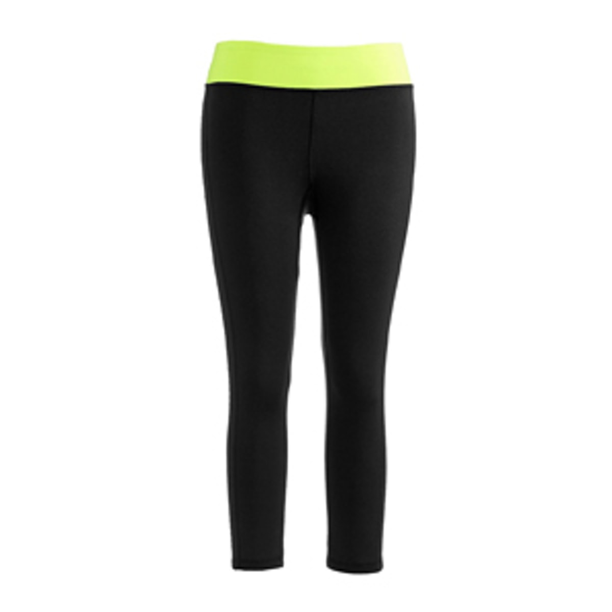 Cropped Active Pants