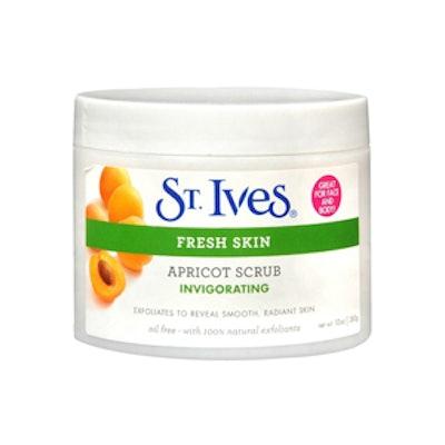 Fresh Skin Invigorating Apricot Scrub