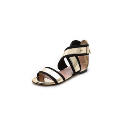 Expo Flat Sandals