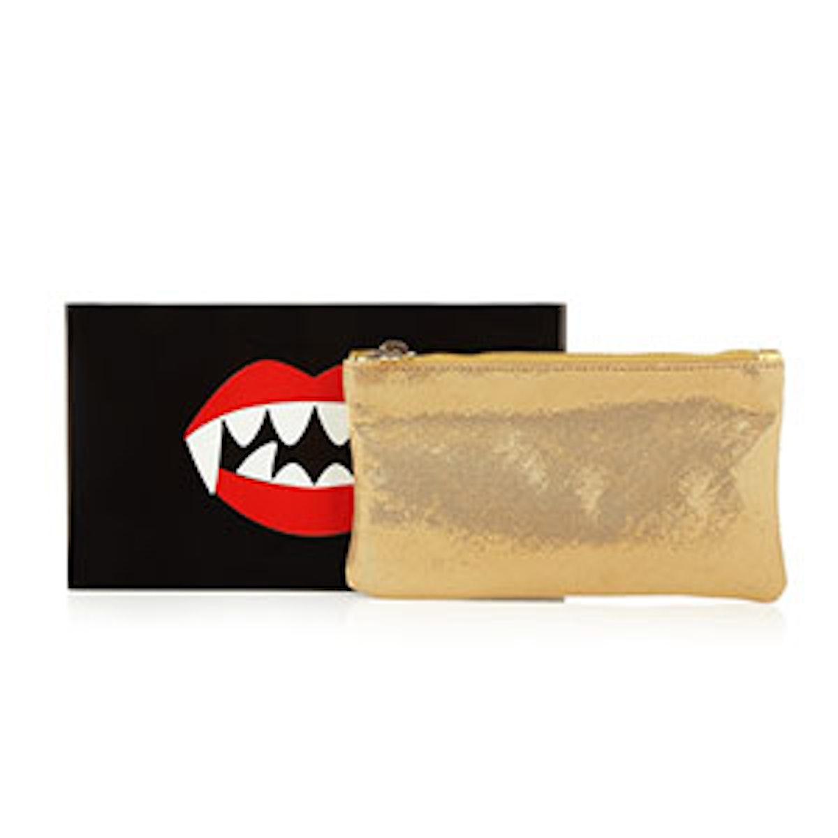 Sucker for Pandora Perspex Box Clutch