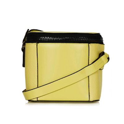 Chunky Zip Crossbody Bag