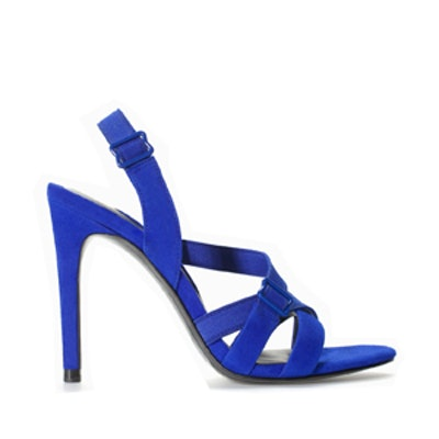 Strappy High Heel Sandal