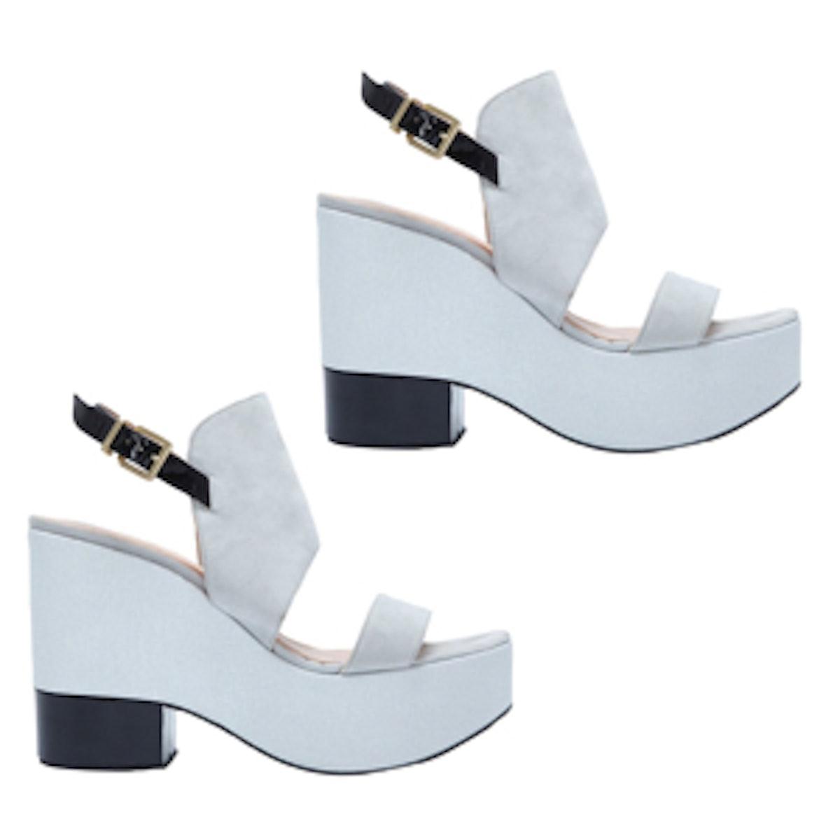 Platform Wedge Sandal