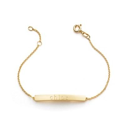 Leigh ID Bracelet