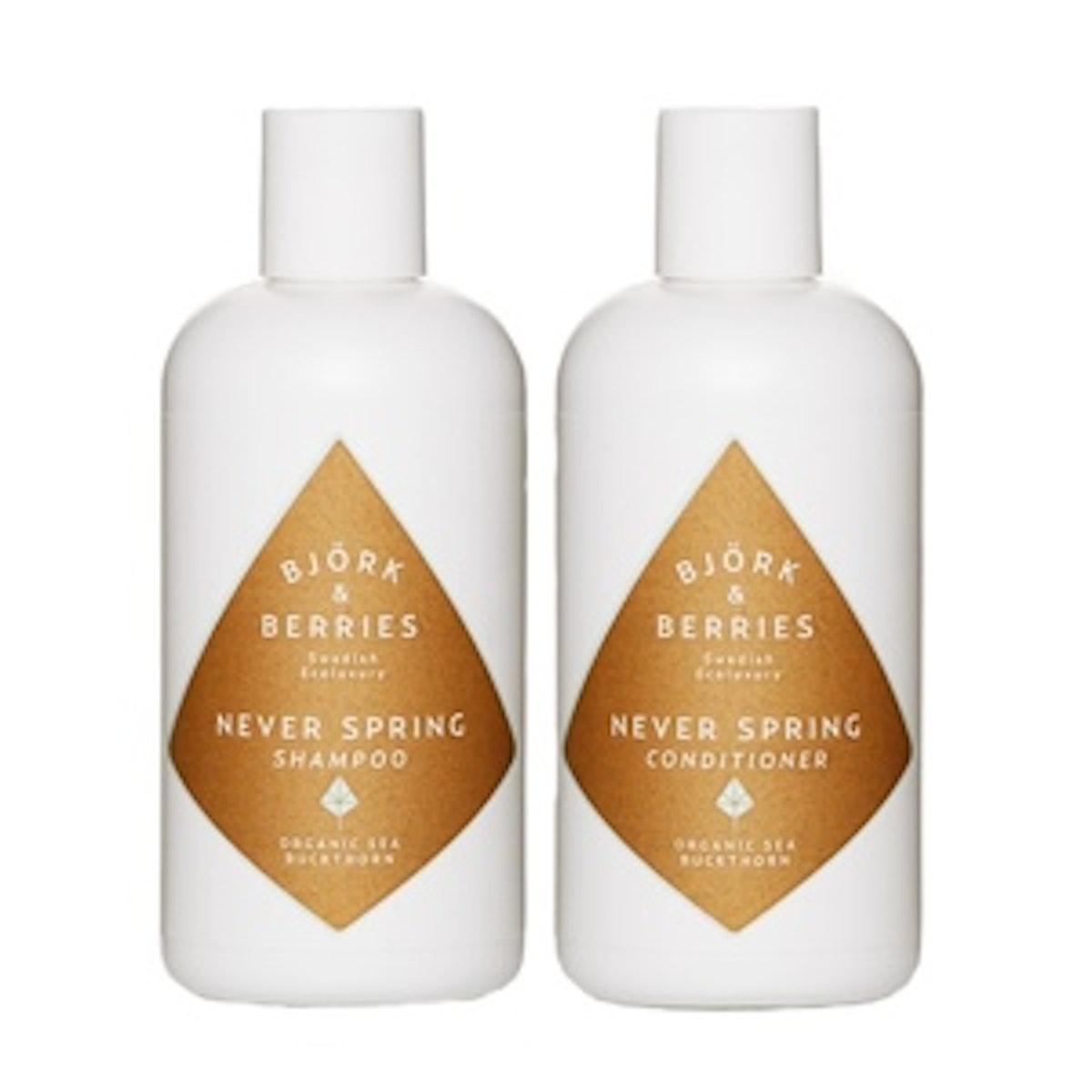 Never Spring Shampoo & Conditioner