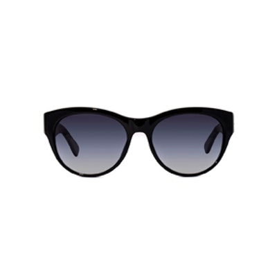 Mande Sunglasses in Matte Black