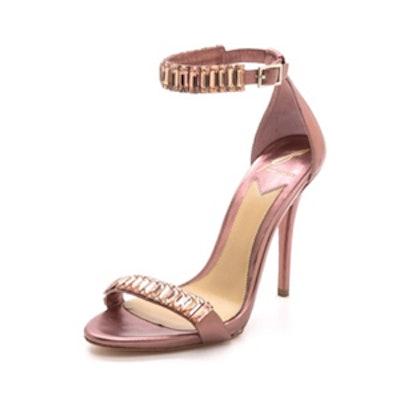 Ciara Jeweled Sandals