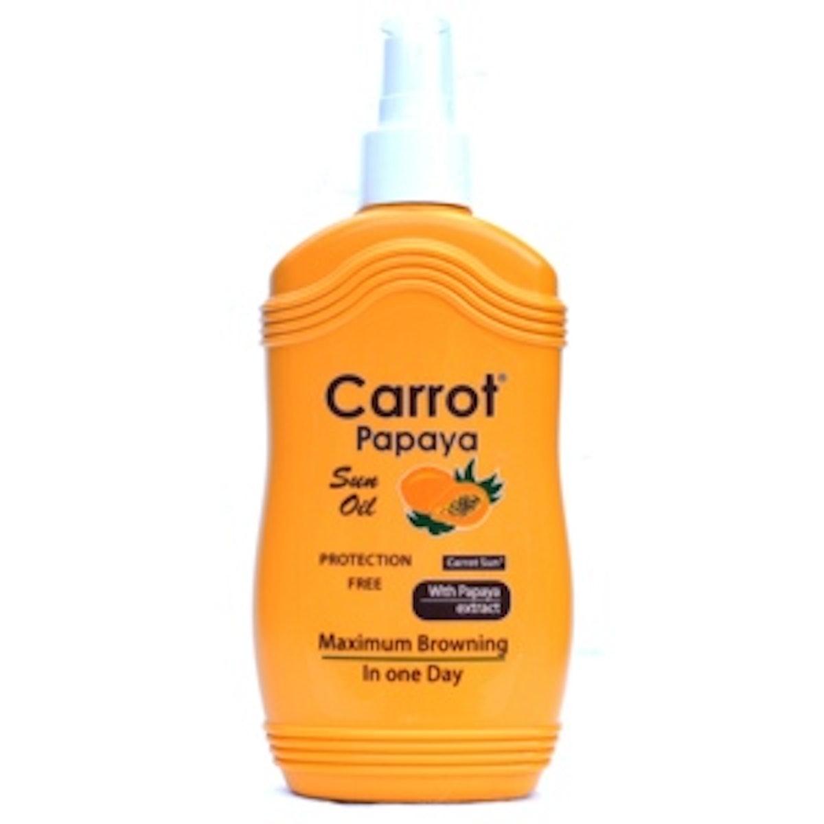 Papaya Spray Oil