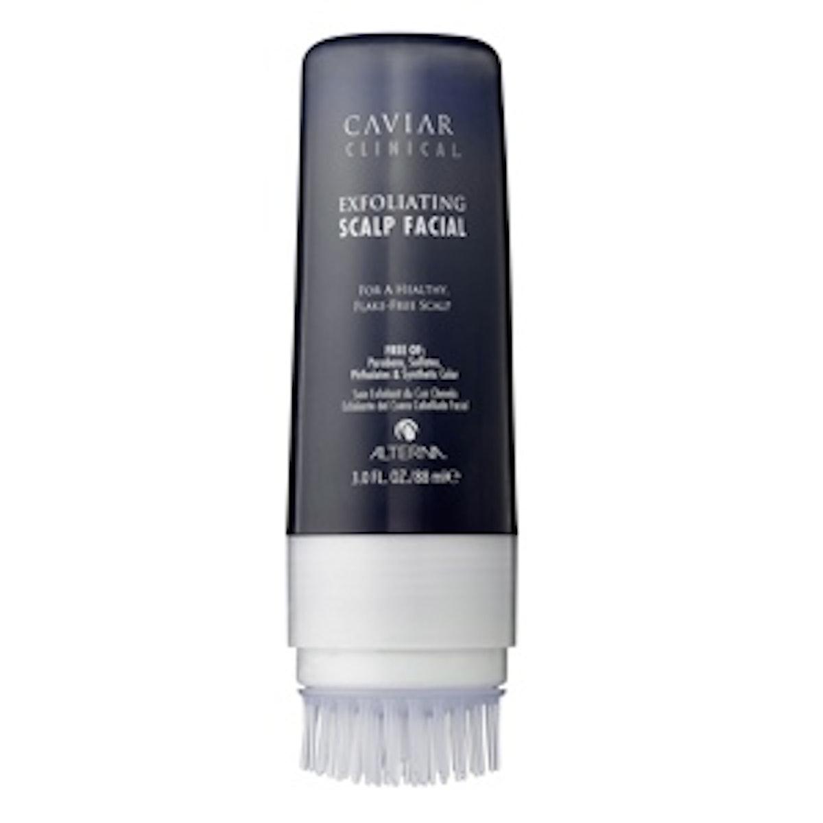 Caviar Clinical Exfoliating Scalp Facial