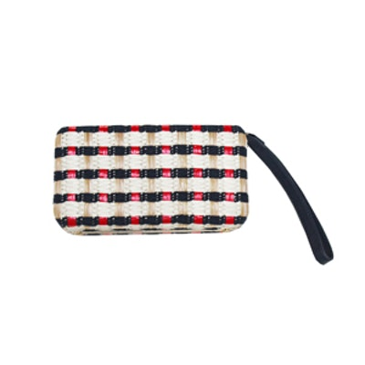 Daisy Multi Straw Clutch
