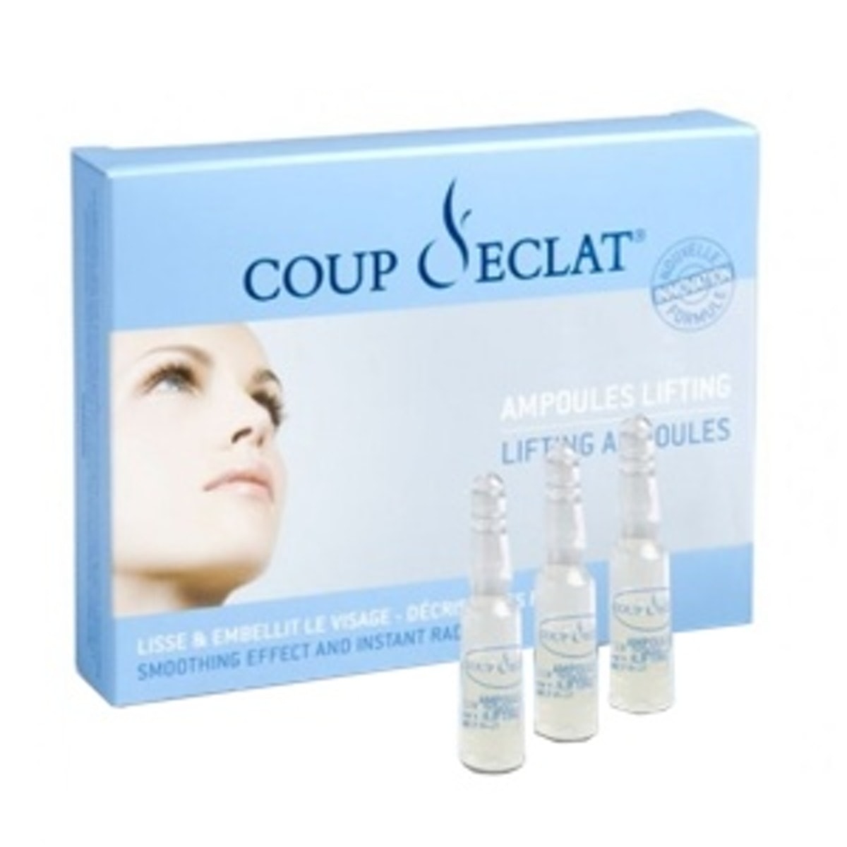 Instant Lifting Ampoules Set of Three