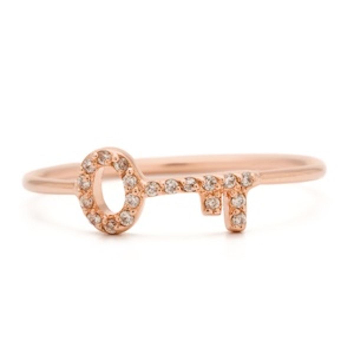 Shimmer Key Ring