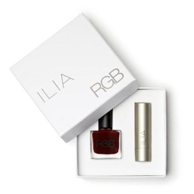 x RGB Lip and Nail Set