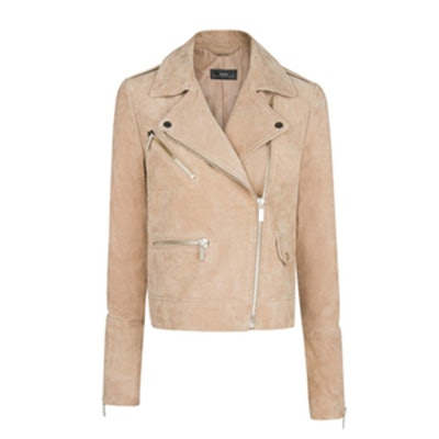 Peccary Biker Jacket
