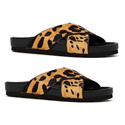 Don't Cross Me Sandals