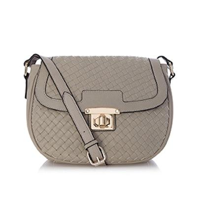 Whitney Weave Saddle Bag