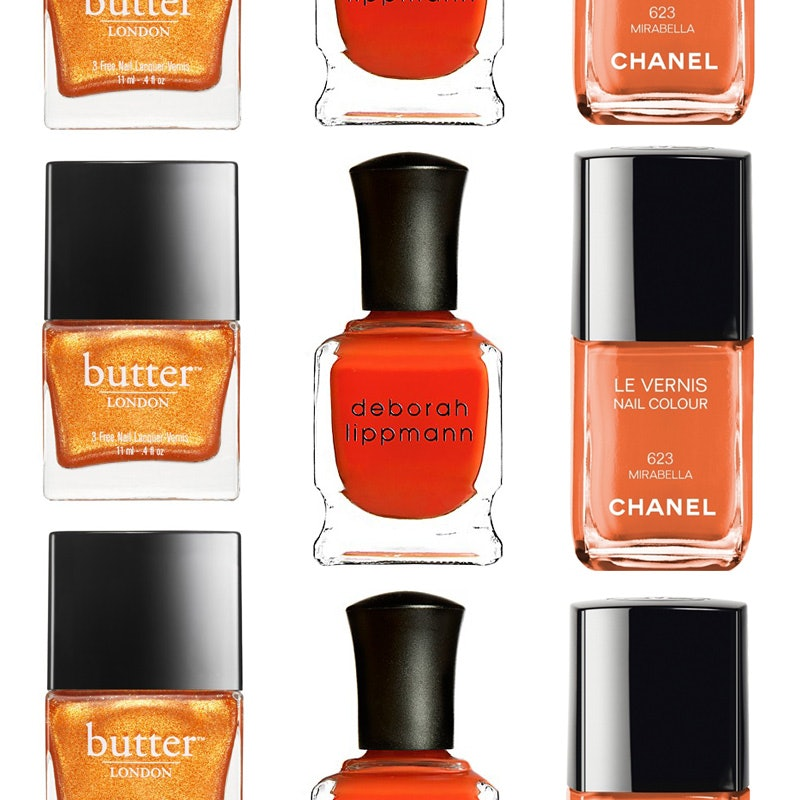 summer 2014 s hottest nail polish color