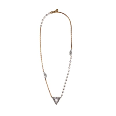 Pearl Reign Necklace