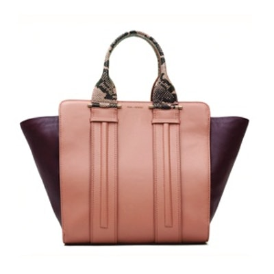 Provence Leather Tote