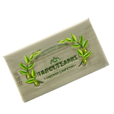 Papoutsanis Traditional Olive Oil Bar Soap