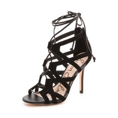 Almira Lace Up Sandals