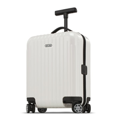 Salsa Air 21″ Cabin Multiwheel Suitcase in Carrara White