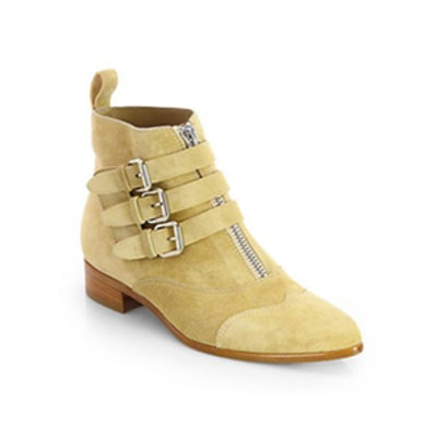 Early Suede Ankle Boots