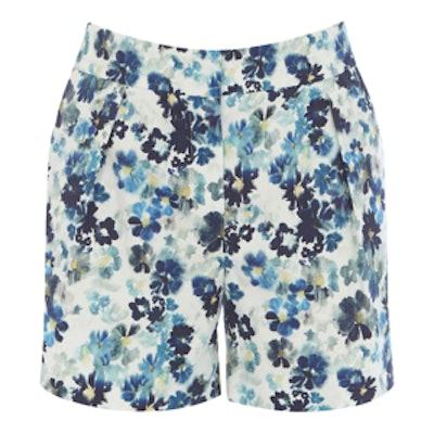Floral Printed Shorts