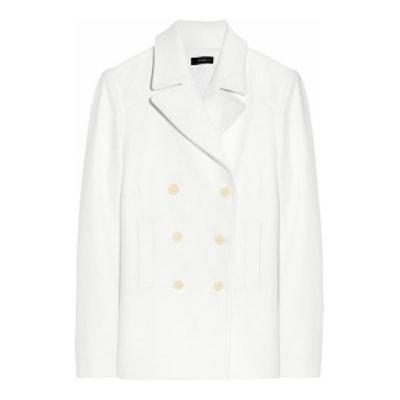 Woven Cotton Coat