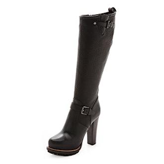 Halewood Heeled Boots