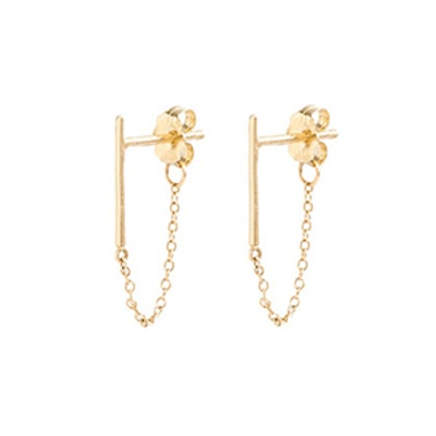 Catbird 14K Ballerina Earrings