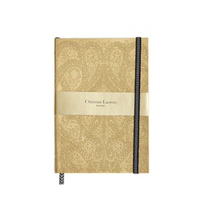 Paseo Gold Notebook