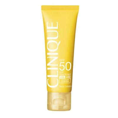 Clinique Sun Broad Spectrum SPF 50 Face Cream
