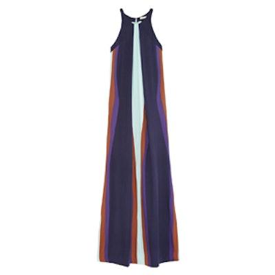 Jordan Color-Block Maxi Dress